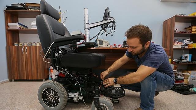 Engelli Araçlarında Devrim Niteliğinde Yenilik