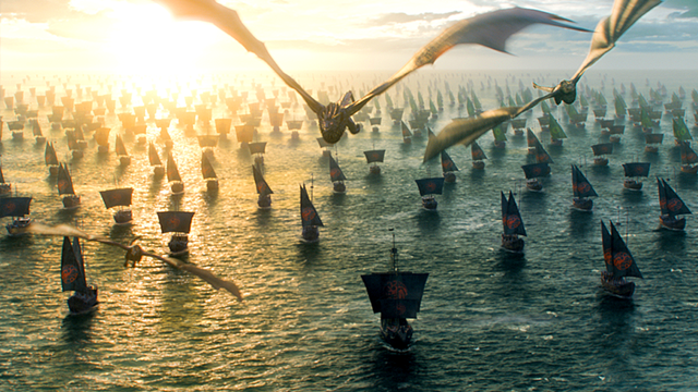 Game of Thrones 7. Sezon Finalinden İlk Fotoğraflar Geldi!
