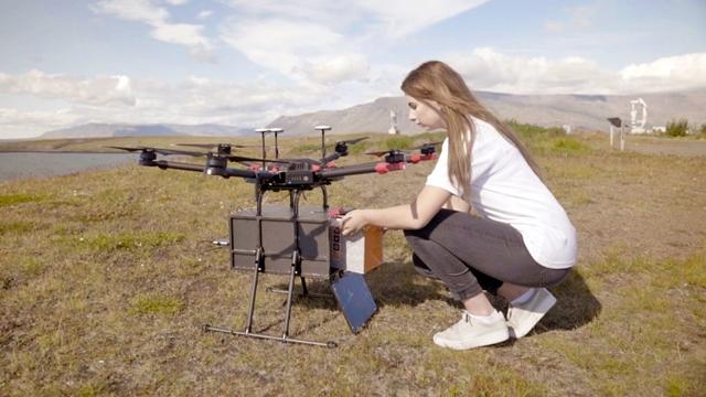Hazır Olun, Drone Kuryeler Geliyor!