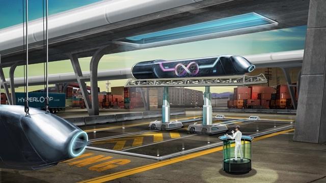 Hyperloop Projesinin Uygulanacağı Şehirler Belli Oluyor