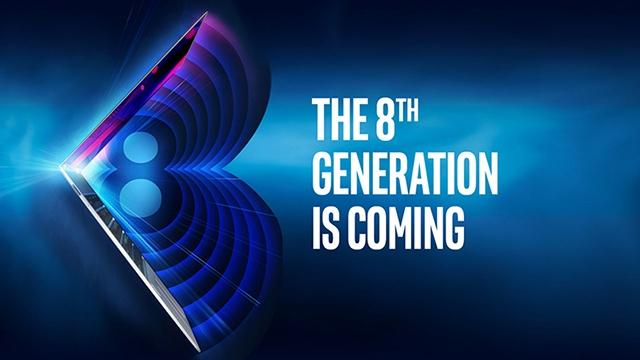 Intel, 8. Nesil Core İşlemcilerini 21 Ağustos'ta Tanıtacak!