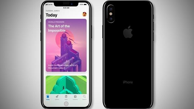 iPhone 8'in Piyasaya Sürülmesi Ekim Ayını Bulabilir
