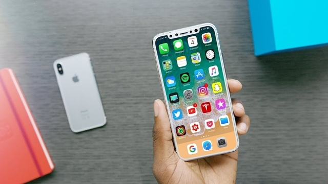 iPhone 8'in SIM Bölmesi Yeni Renkleriyle Görüntülendi