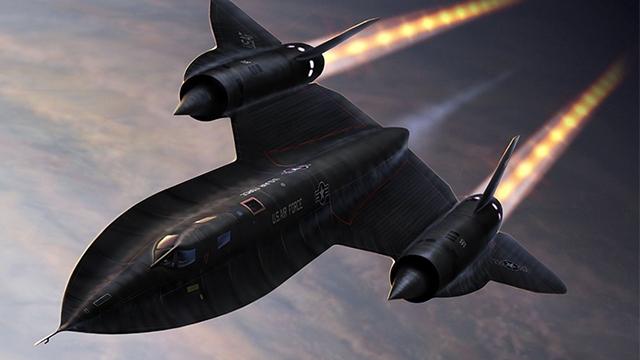 İşte Dünyanın En Hızlı Uçağı!