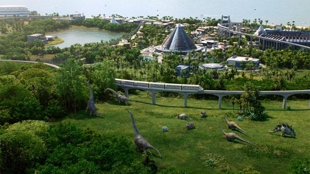Jurassic World Evolution'da Kendi Dinozor Parkı'nızı Oluşturun