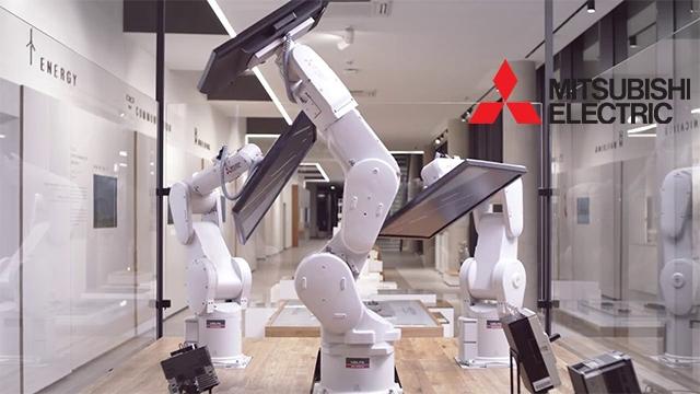 Mitsubishi'nin 'Üç Robot' Projesi, Ödülleri Toplamaya Devam Ediyor