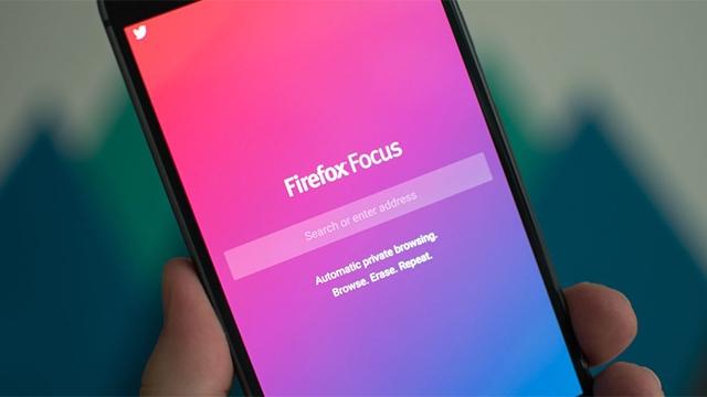Mozilla Firefox Focus, 1 Milyon İndirilme Rakamına Ulaştı!