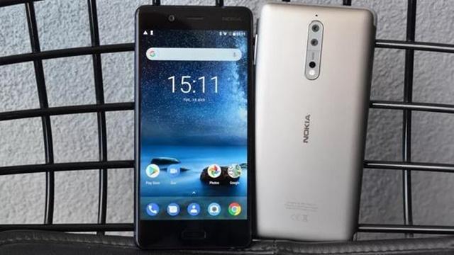 Nokia 8 Resmen Tanıtıldı! İşte Özellikleri