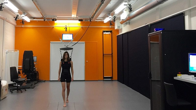 Robot Fizik Tedavi Doktoru, İnsanların Yürüyebilmelerine Yardımcı Olacak!