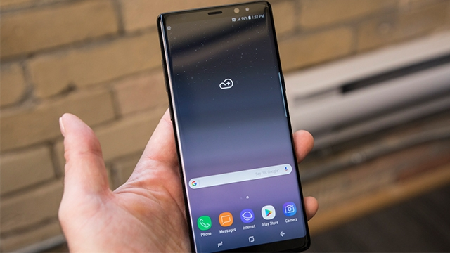 Samsung, 11 Milyondan Fazla Galaxy Note 8 Satmayı Hedefliyor