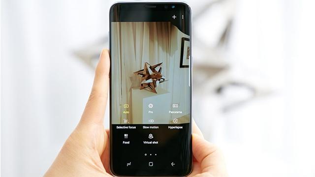 Samsung, Galaxy S8 ile Mükemmel Fotoğraflar Çekmeyi Öğretecek