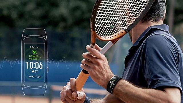 Samsung, Gear Fit 2 Pro'yu Resmen Tanıttı!
