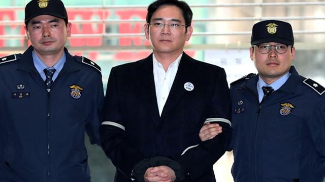 Samsung'un Veliahtına 12 Yıl Hapis İstemi!