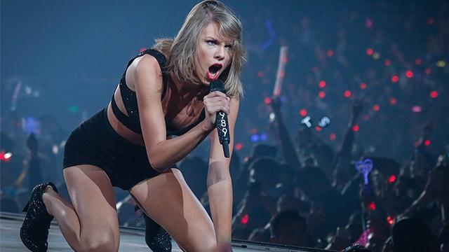 Taylor Swift Yeni Şarkısıyla Rekorları Yerle Bir Etti!