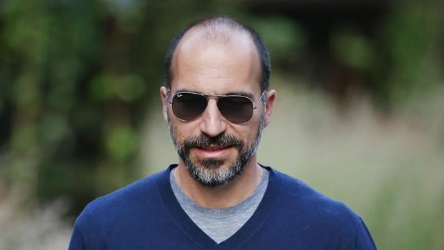 Uber'in Yeni CEO'su, Eski İşinden Ayrıldı
