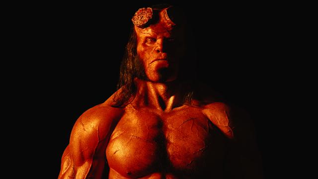 Yeni Hellboy Filminden İlk Fotoğraf Geldi