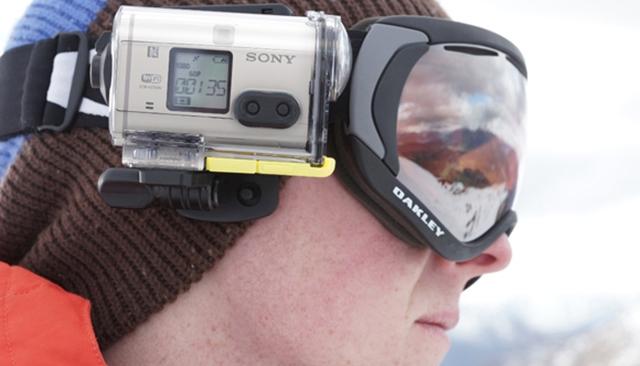 Sony'den Yeni Giyilebilir Kamera