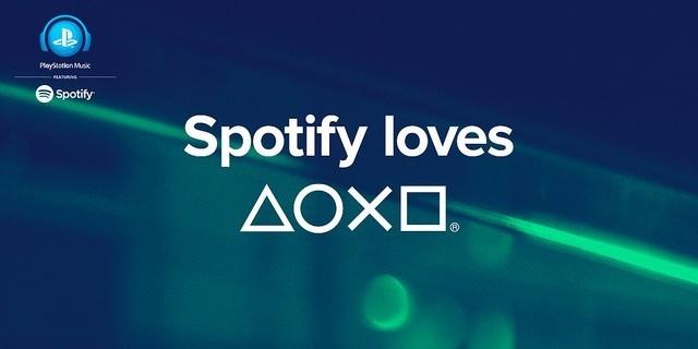 Spotify PlayStation'a Geliyor