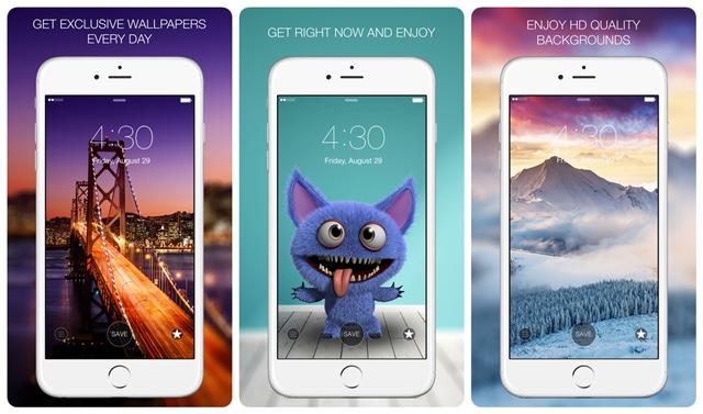 Iphone Ve Ipad Uzerinde Kullanabileceginiz En Basarili Duvar Kagidi Uygulamalari Tamindir