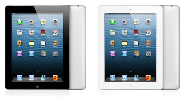 128GB 4. Nesil iPad Türkiye'de Satışa Çıktı