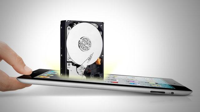 iPad 128 GB Duyuruldu