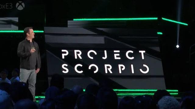 4K ve Sanal Gerçeklik Destekli Xbox One Resmileşti!
