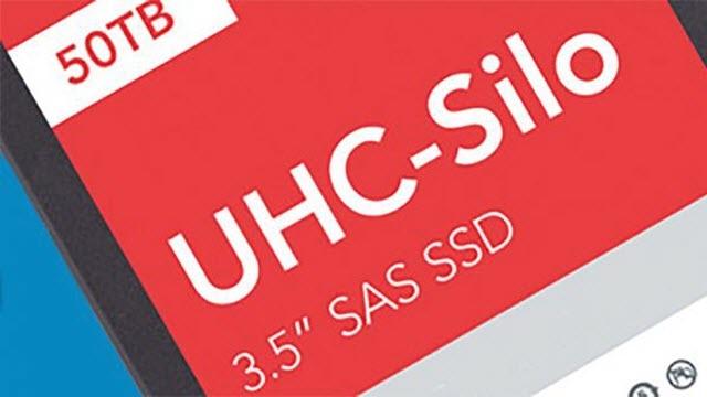 50 TB'lık SSD Geliştirildi!