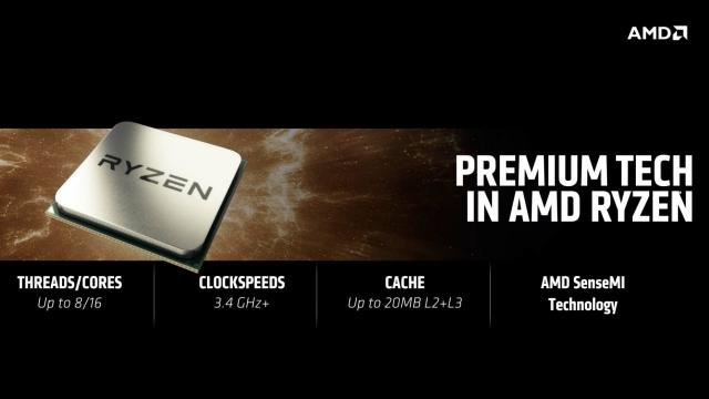 6 Çekirdekli AMD Ryzen İşlemci Göremeyebiliriz