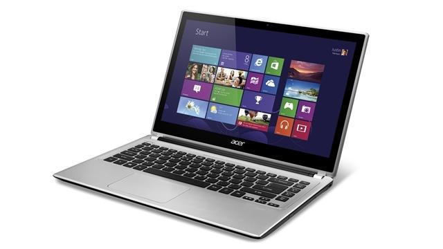 Acer Aspire V5 Dokunmatik Dizüstü Bilgisayarlar Türkiye'de