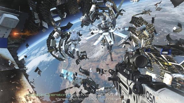 Yerden Yere Vurulan Infinite Warfare Fragmanı İçin Açıklama Gecikmedi