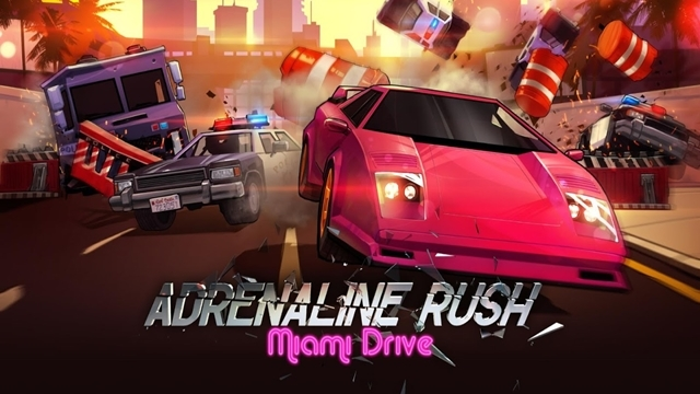 Haftanın iOS Oyunu: Adrenaline Rush - Miami Drive