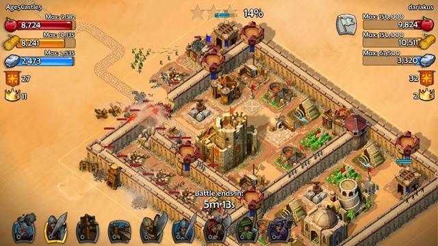Yeni Ücretsiz Age of Empires Oyunu Age of Empires: Castle Siege Eylül'de Çıkıyor