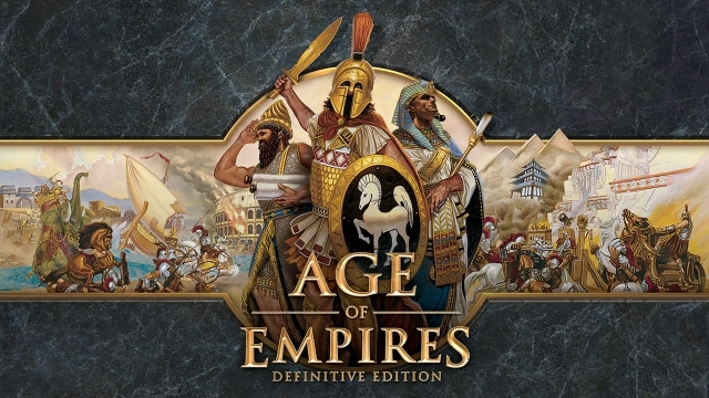 Age of Empires: Definitive Edition 4K Grafiklerle Geliyor!