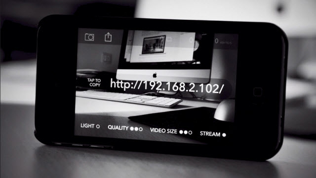 Akıllı Telefon Nasıl Web Kamerası Olarak Kullanılır?