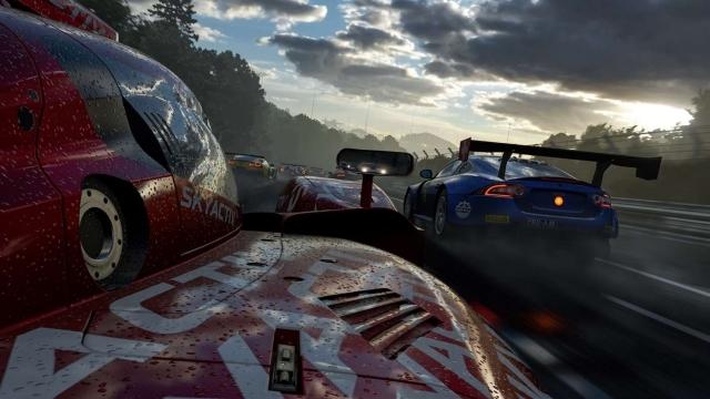 AKK'lerimiz Forza Motorsport 7'nin Köpeği Olacak