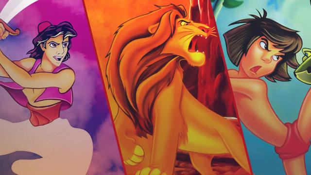 Aladdin, The Jungle Book ve The Lion King Oyunları Artık Yeni Bilgisayarlarımızda Çalışabiliyor