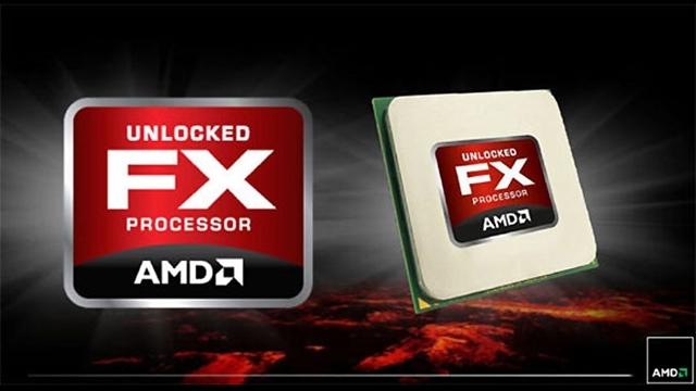 AMD Yeni 4 Çekirdekli FX 4130 İşlemcisini Piyasaya Sürdü