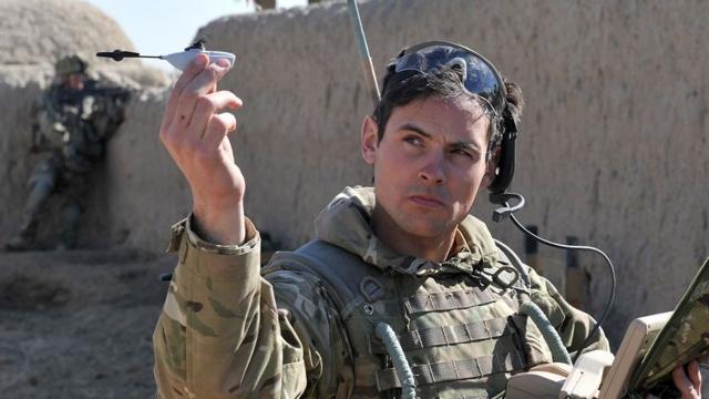 Amerikan Askerleri Yakın Zaman İçinde Savaşta Minik Dronelar Kullanmaya Başlayabilir