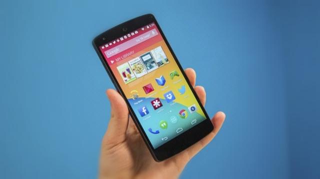 Android 5.1 Lollipop Mart'ta Çıkabilir