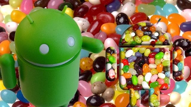 Android Jelly Bean 4.2.2 Galaxy Nexus'ta Görüntülendi