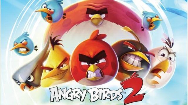 Angry Birds 2 Ufukta Göründü!