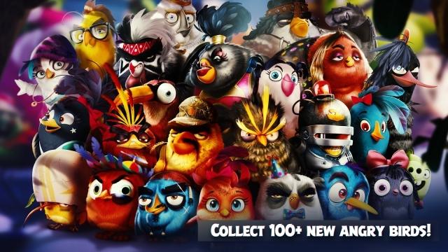 Angry Birds Evolution Çıktı, Hemen İndirin!