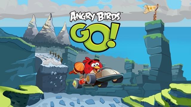 Angry Birds Go! Güncellendi!