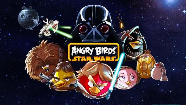 Angry Birds Star Wars'ın iPhone ve iPad Versiyonları Artık Ücretsiz