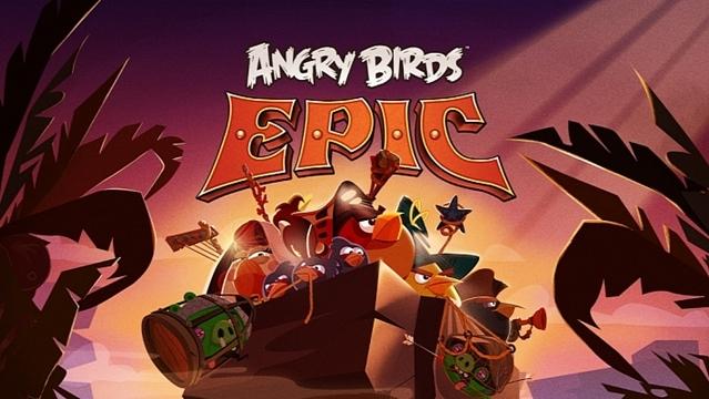 Angry Birds'ün RPG Oyunu Geliyor