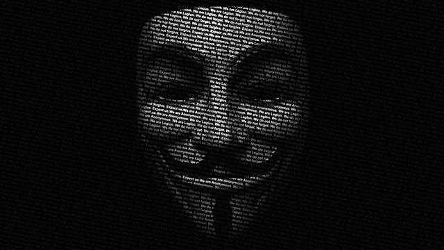 Anonymous Bu Sefer Hindistan'ı Hedef Aldı