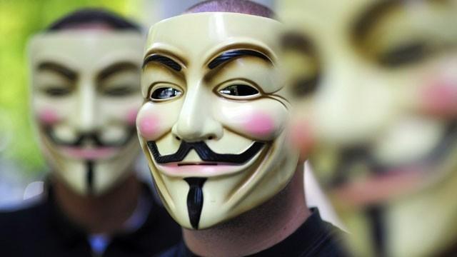 Anonymous Tekrar İsrail'e Saldırdı