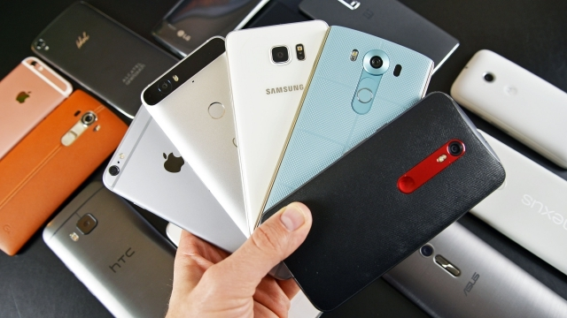 AnTuTu Dünyanın En Popüler 10 Cep Telefonunu Listeledi