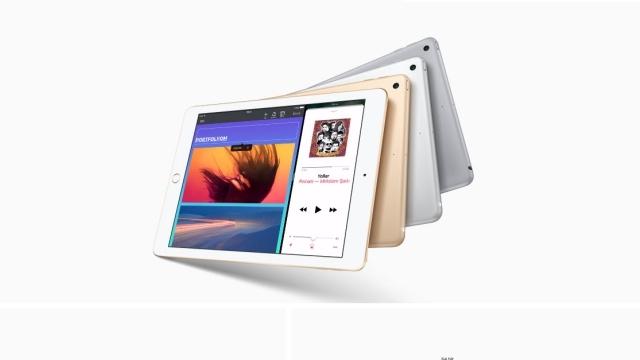 Apple Yeni En Ucuz iPad Modelini Tanıttı
