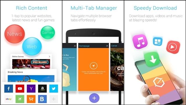 Android Cihazınızın Hantal İnternet Tarayıcısından Sıkıldınız mı? APUS Browser'ı Deneyin